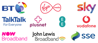 Compare the best broadband and TV packages in the UK, from the likes of BT, Virgin, Sky, and more.